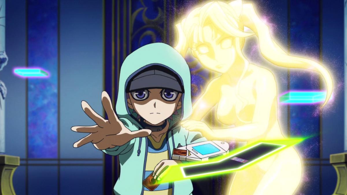 Yu-Gi-Oh! ARC-V - Episode 131 - Yugipedia - Yu-Gi-Oh! wiki