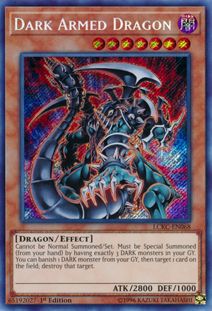 Dark Armed Dragon - Yugipedia - Yu-Gi-Oh! wiki